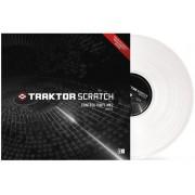 Traktor Scratch Pro Control Vinyl Whiter Vinile Controllo Bianco