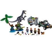 LEGO Jurassic World 75935 Baryonyx bonyodalom: A kincsvadászat