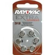 Baterija za sluŠni aparat Rayovac312