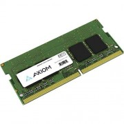 Axiom 16GB DDR4 16GB DDR4 2400MHz módulo de Memoria (16 GB, 1 x 16 GB, DDR4, 2400 MHz, 260-pin SO-DIMM, Verde)