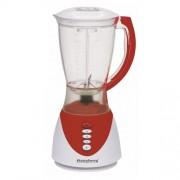 Blender multifunctional Hausberg HB-7661, 300 W, 1500 ml, Pulse, rosu