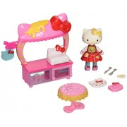 Hello Kitty Cafe and Breakfast Mini Doll Playset