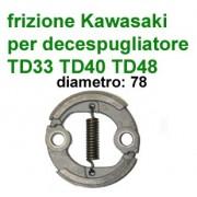 frizione decespugliatore Kawasaki TD33