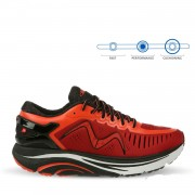 GT 2 M chili red/orange/black