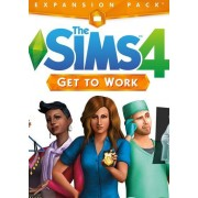 Electronic Arts Inc. The Sims 4: Get to Work (DLC) Origin Key GLOBAL