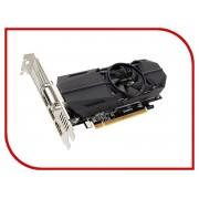 Видеокарта GigaByte GeForce GTX 1050 1366Mhz PCI-E 3.0 2048Mb 7008Mhz 128 bit DVI HDMI HDCP GV-N1050OC-2GL