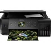 Epson EcoTank ET-7700 Multifunctionele inkjetprinter Printen, Scannen, Kopiëren LAN, WiFi, Duplex, Inktbijvulsysteem