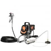 Costway Systeme de Pulverisation de Peinture à Haute Pression 3000PSI Fonctionnement en Courant fort 1 5 L/min