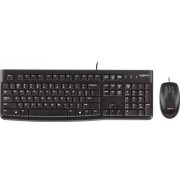 Logitech MK120 Keyboard & Mouse, A