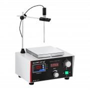 Agitador magnético con placa calefactora
