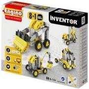Конструктор - Енджино Изобретател - 8 модела индустриални машини - Engino, 150008