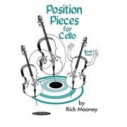 Mooney, Rick Position Pieces for Cello, Bk 2: 02