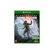 Game - Rise of the Tomb Raider - XBOX One