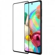 Película de vidro 5D para Samsung Galaxy A71 preto