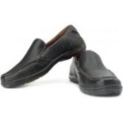 Clarks Un Wind Loafers For Men(Black)
