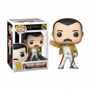 Funko Pop Freddie Mercury Wembley 1986 Queen
