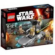 Конструктор ЛЕГО СТАР УОРС - БОЕН КОМПЛЕКТ НА СЪПРОТИВАТА LEGO Star Wars, 75131
