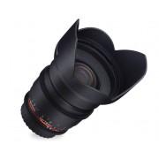 SAMYANG 16mm T2.2 VDSLR ED AS UMC CS - FUJI X - 4 ANNI DI GARANZIA