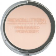 Makeup Revolution Pressed Powder компактна пудра цвят Translucent 7,5 гр.