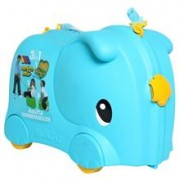 Valiza Ride-On Elephant 3 In 1