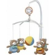 Carusel muzical Baby Bears