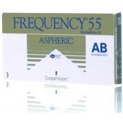 Frequency 55 Aspheric (3 buc) -Lentile de contact lunare