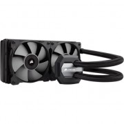 Cooler procesor Corsair H100i v2 Extreme Performance, Racire lichid, Compatibil Intel/AMD, 120mm