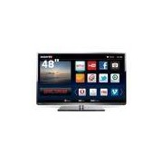 Smart TV LED 48 Full HD Toshiba 48L5400 com Conversor Digital Integrado, Wi-Fi, Entradas HDMI e USB