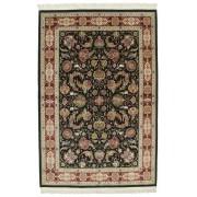 Tabriz 60 Raj silkesvarp matta 155x230 Persisk Matta