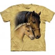The Mountain Kids dieren shirt all-over print