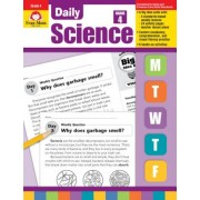 Daily Science, Grade 4, Paperback