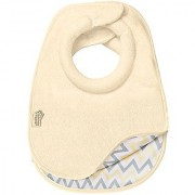 Tommee Tippee Closer To Nature Comfi Neck Bib Reversible Cream Small 2 Count