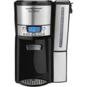 Hamilton Beach 6D3662TPJNDT Personal Coffee Maker(Silver)