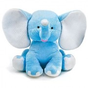Soft And Cuddly Buddy The Elephant Adorable Nursery Decor And Gift