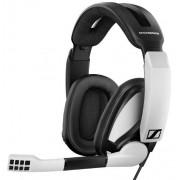 Casti Gaming Sennheiser GSP 301, Microfon (Negru/Alb)