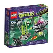 Lego Teenage Mutant Ninja Turtles Kraang Lab Escape, Multi Color