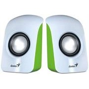 Genius S115 Speakers - 2.0 Channel, 1W RMS,