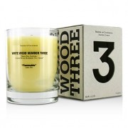 Scented Candles - White Wood Three 350g/12.5oz Ароматна Свещ - White Wood Three