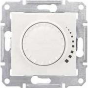 SEDNA Forgatógombos nyomós fényerőszabályzó 60-500W IP20 Krém SDN2200523 - Schneider Electric