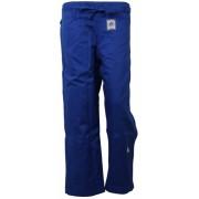 adidas judobroek unisex blauw maat 150
