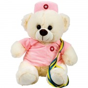 Studentnalle Sjuksköterska