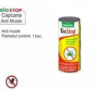 Capcana cu lipici pentru muste, tantari, viespi, albine - BioStop