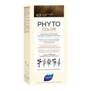 Phytocolor coloração permanente 6.3 louro escuro dourado - Phyto