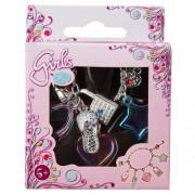 Simba Steffi Love Girls Dangling Bracelet, Silver