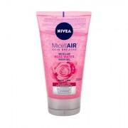 Nivea MicellAIR® Rose Water gel detergente micellare per tutti i tipi di pelle 150 ml donna