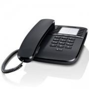 Стационарен телефон Gigaset DA510, черен 1010029
