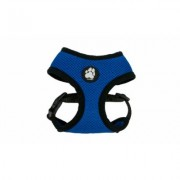 FurHaven Mesh Pet Harness: Small/True Blue