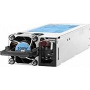Sursa Server HP 500W Flex Slot Platinum Hot Plug Power Supply Kit