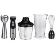 CANTROL CA 271 700 W Chopper, Hand Blender, Electric Whisk, Stand Mixer(Black, Silver)