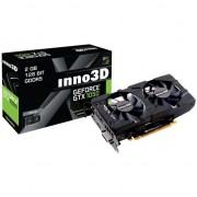 Placa video Inno3D GeForce® GTX 1050 Compact, 2GB GDDR5, 128-bit